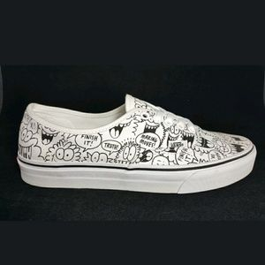 Vans x truth by. Kevin lyons.